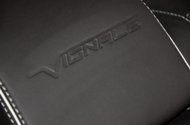 Концепт Ford Mondeo Vignale