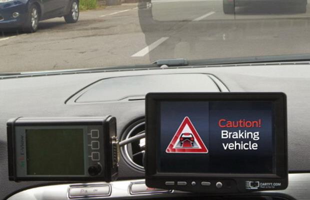 Компания Ford тестирует высокотехнологичный «стоп-сигнал»