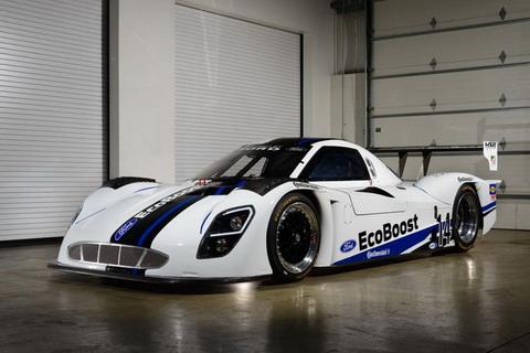 Ford хвастается своим новым двигателем EcoBoost для гоночных автомобилей