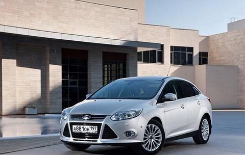 Cпециальные цены на автомобили Ford Focus и Ford Mondeo