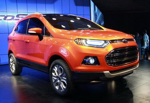 Ford EcoSport в России