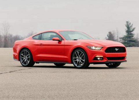 Новые фотографии дают нам лучшее представление о Ford Mustang