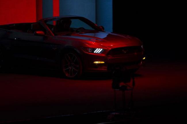 Официальная презентация Ford Mustang