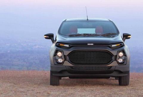 Ford EcoSport ������� ������-����� �� DC Design