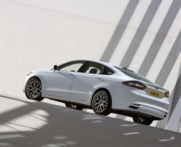 Новое поколение Ford Mondeo получит 1.0-литровый двигатель