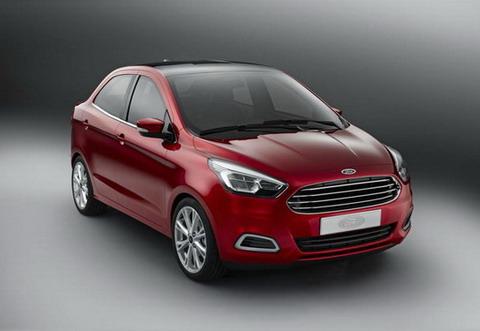 Ford ���������� ������� ������ Figo � �����