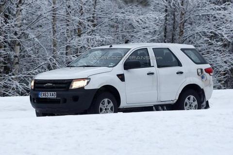 ����������� �� ������ Ford Ranger �������� ������ �����
