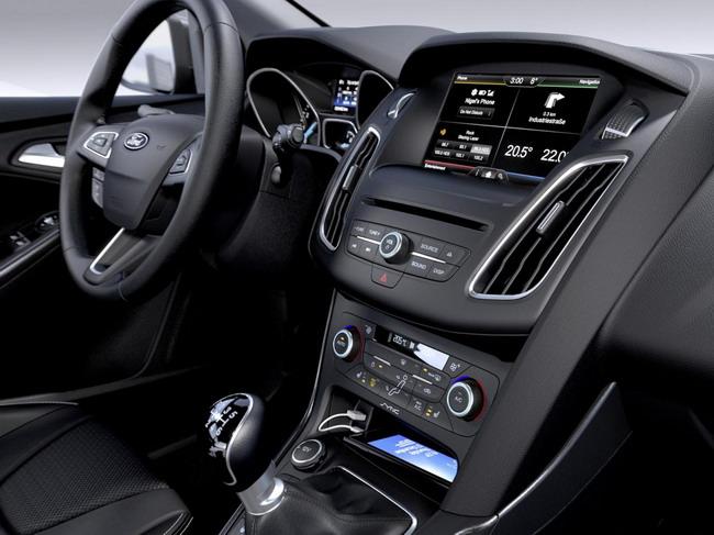 Обновленный Ford Focus готовится к дебюту в Женеве