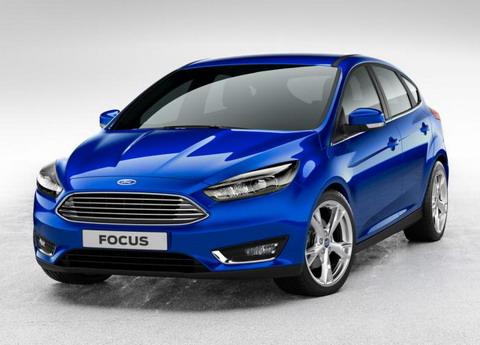 ����������� Ford Focus ��������� � ������ � ������