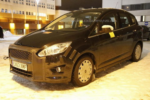 ��������� ���� Ford C-MAX ����������