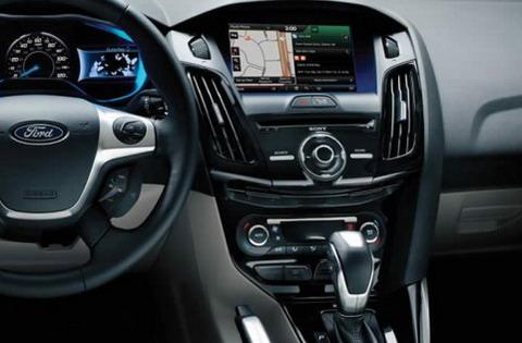 В Европе Форд Фокус получит программное обеспечение SYNC 2
