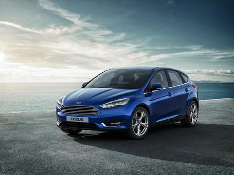 2017 Ford Focus станет более презентабельным