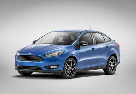 2015 Ford Focus ����� ���������� �������