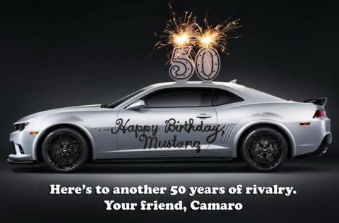 Chevrolet ������� ������� 50-����� ��������