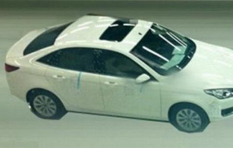 Шпионы поймали Ford Escort без камуфляжа