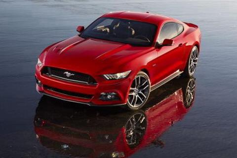 Просачивается список опций для Ford Mustang 2015