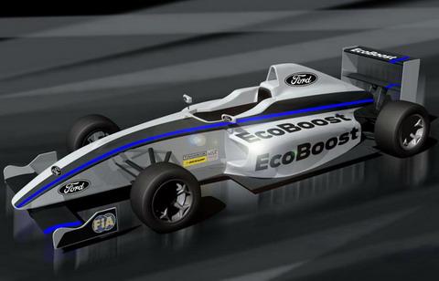 Formula Ford ������� ����� ����� �� ����������� �������