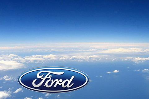 Ford сократил потребление воды на 30%