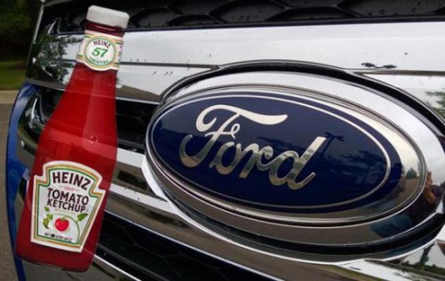 Ford и Heinz совместно разрабатывают экологичные материалы