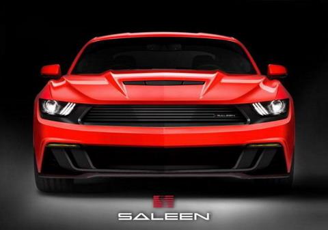 2015 Saleen S302 Mustang: ������ �����������