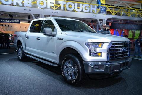 Алюминиевый здоровенный Ford F-150 по цене от 26 615 долларов США