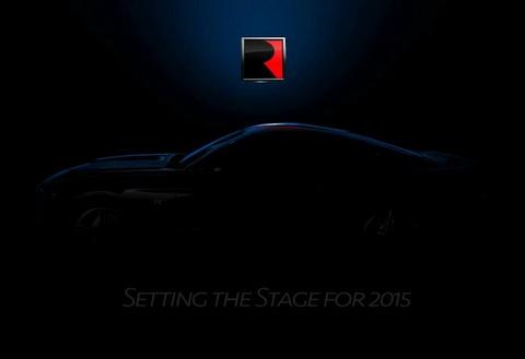 Roush выпустила первый тизер их тюнинга для Ford Mustang