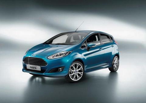 Ford Fiesta стала самым продаваемым автомобилем в Великобритании