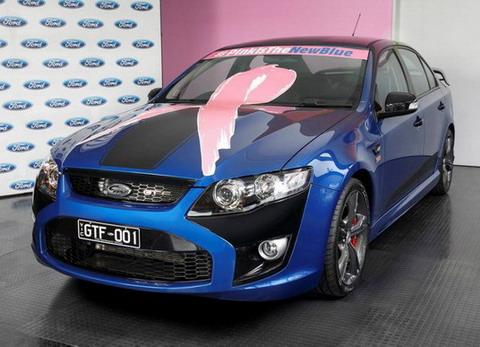 Первый и последний FPV GT F собирается на аукцион в Австралии