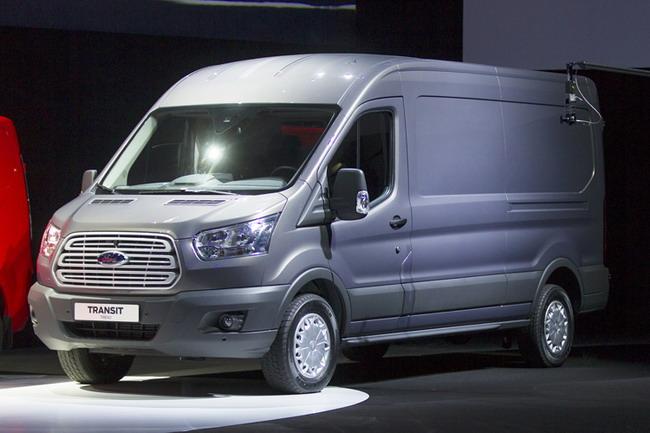 Ford Sollers представит 6 премьер на ММАС 2014