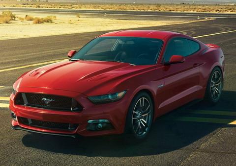 Новый Ford Mustang приедет в Россию в 2015 году