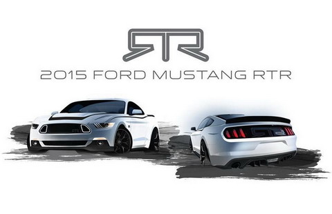 Ford Mustang RTR �������� � ������� � ������ ���������� ����