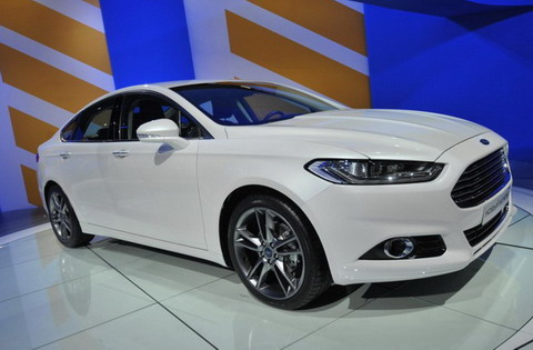 ������������ Ford Mondeo ����������� �� ���� 2014