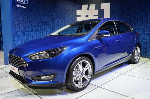 Ford объявил цены на новый Focus в Великобритании