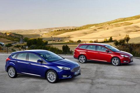 Новый Ford Focus 2014: Первое впечатление