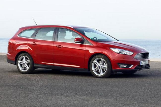 Подробный обзор Ford Focus хэтчбек