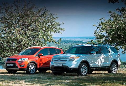 Ford Sollers расширяет действие программы утилизации на все модели Ford