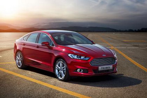 Ford Mondeo 2014: двигатель и технологии