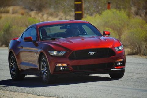 Новый Ford Mustang 2015 обзор