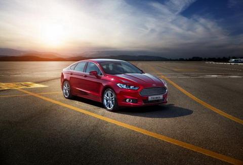 Ford объявил прайс на Mondeo в Великобритании