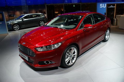 2015 Ford Mondeo ����������� �� ���������� � ������