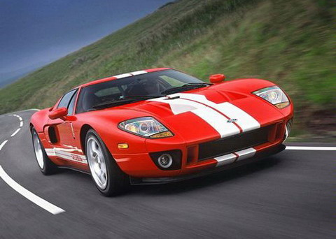 ����� Ford GT ����� ��������� � ��-��� � 2016 ����