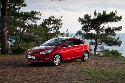 Ford реализовал более 2000 автомобилей по программе утилизации