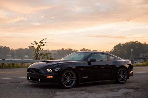 ����� ����������� � ������������ Ford Mustang Roush (8 ����)