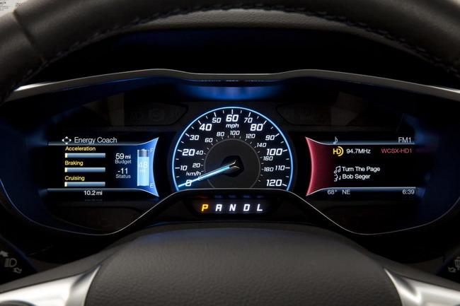 2015 Ford Focus Electric станет на $ 6000 дешевле