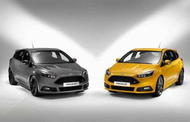 Форд опубликовал полную информацию о Focus ST 2015