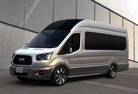 Ford ������������ ���� �������������� Transit ��� SEMA
