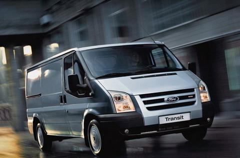 Ford Transit доступен по программе утилизации от Ford