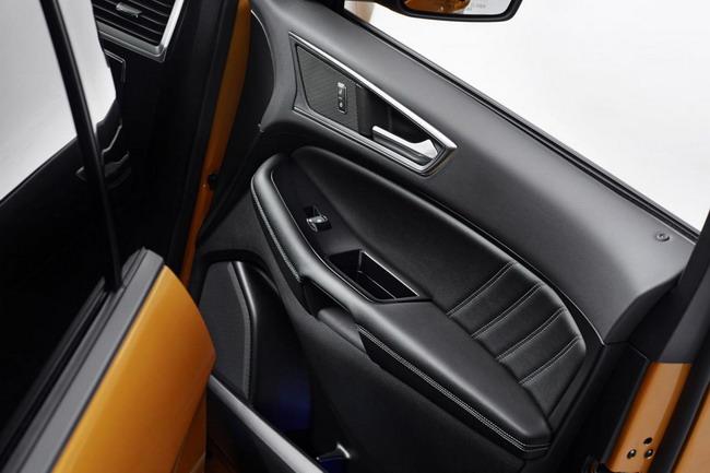 2015 Ford Edge Sport технические характеристики