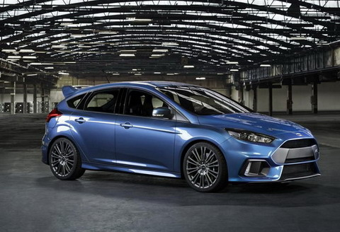 ��������� ����� ������ Ford Focus RS