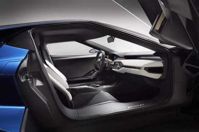 Ford GT был разработан в подвальном помещении